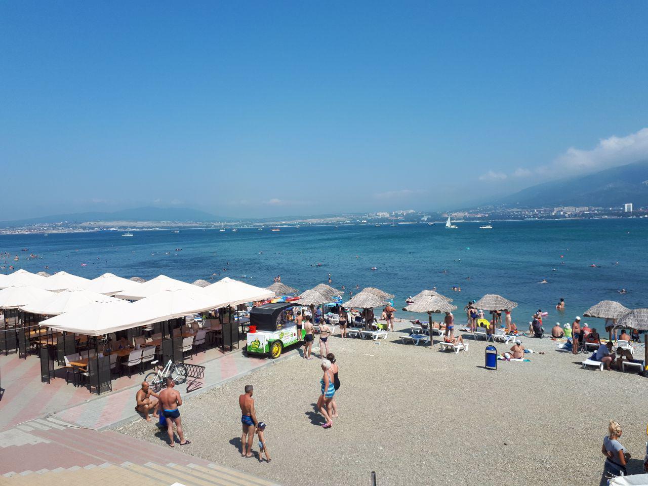 творческой геленджик пляж сады морей фото некоторых